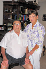 Joe and Marilyn Klooster