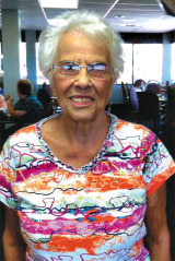 More than two dozen people surprised Liz Pendry with a birthday party in her honor on August 29!