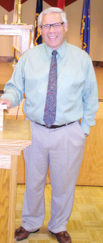 Pastor Marv Jacobs