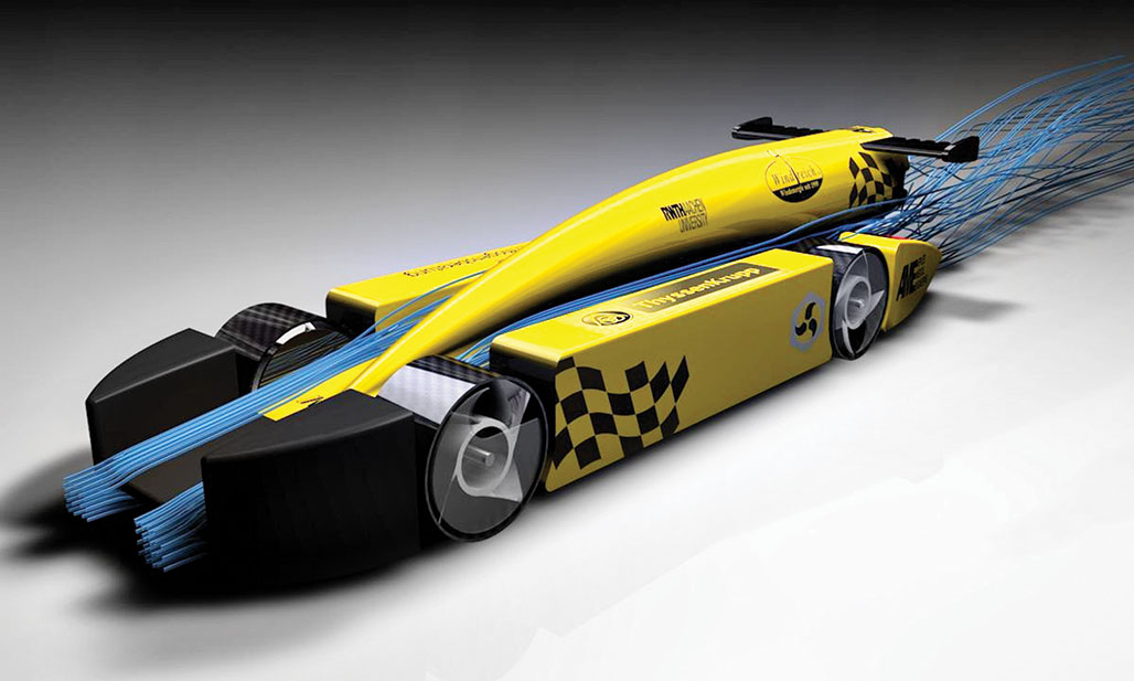 Formula One (F1) racing is coming to Arizona schools!