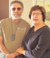 Bing and Sharon Solomon
