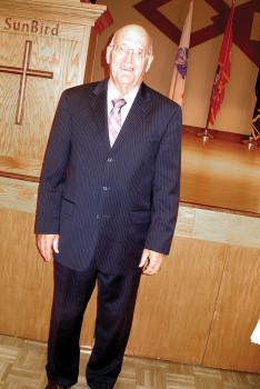 Reverend Arnold Downey