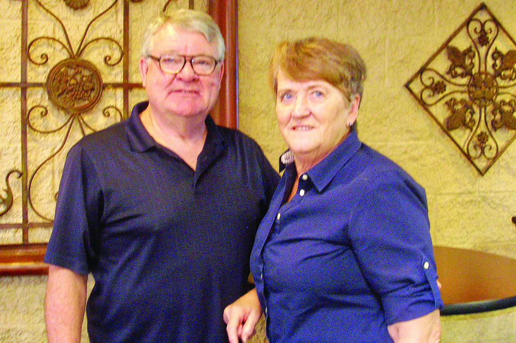 Curt and Marlene Almlie