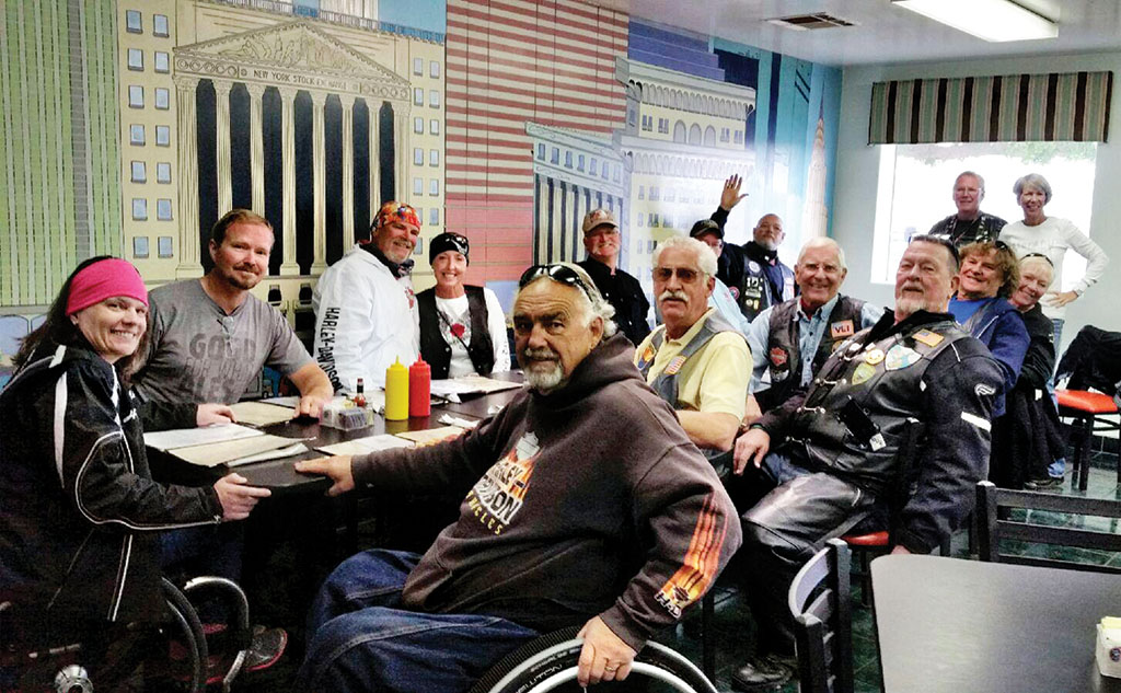 San Tan Crown Rotary Club is sponsoring a new charity motorcycle ride to benefit local