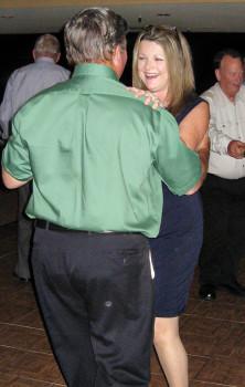 Bruce and Carolyn