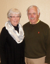 Norm and Nancy Ott