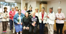 These beautiful SunBird Lady Niners are cancer survivors.