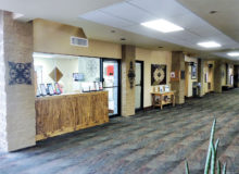 Our lobby looks great!