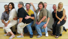 Learn social dancing with Mary Lou!