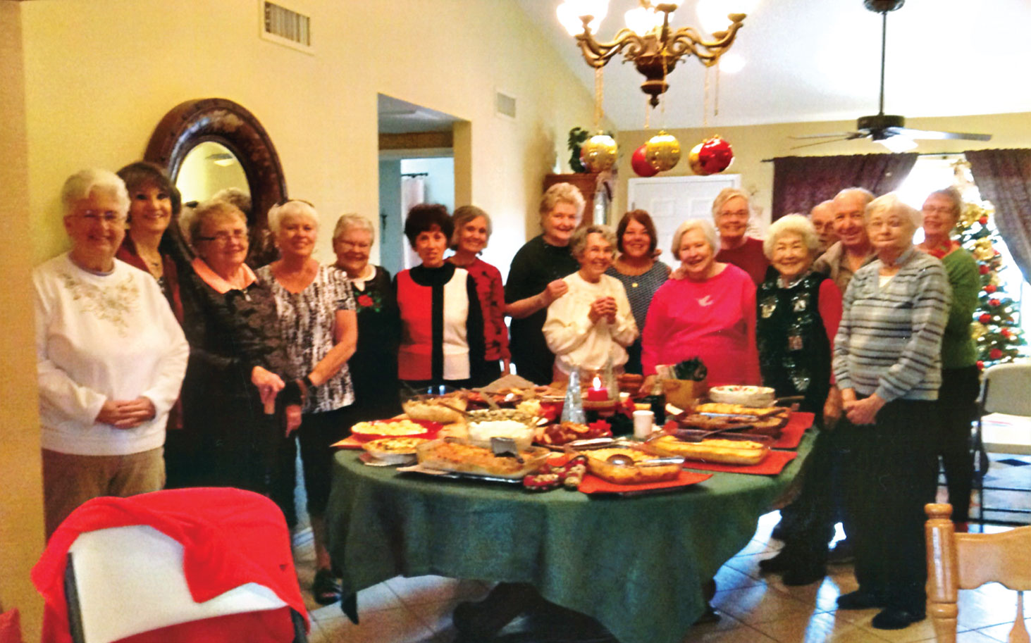 2016 Tai Chi Christmas party
