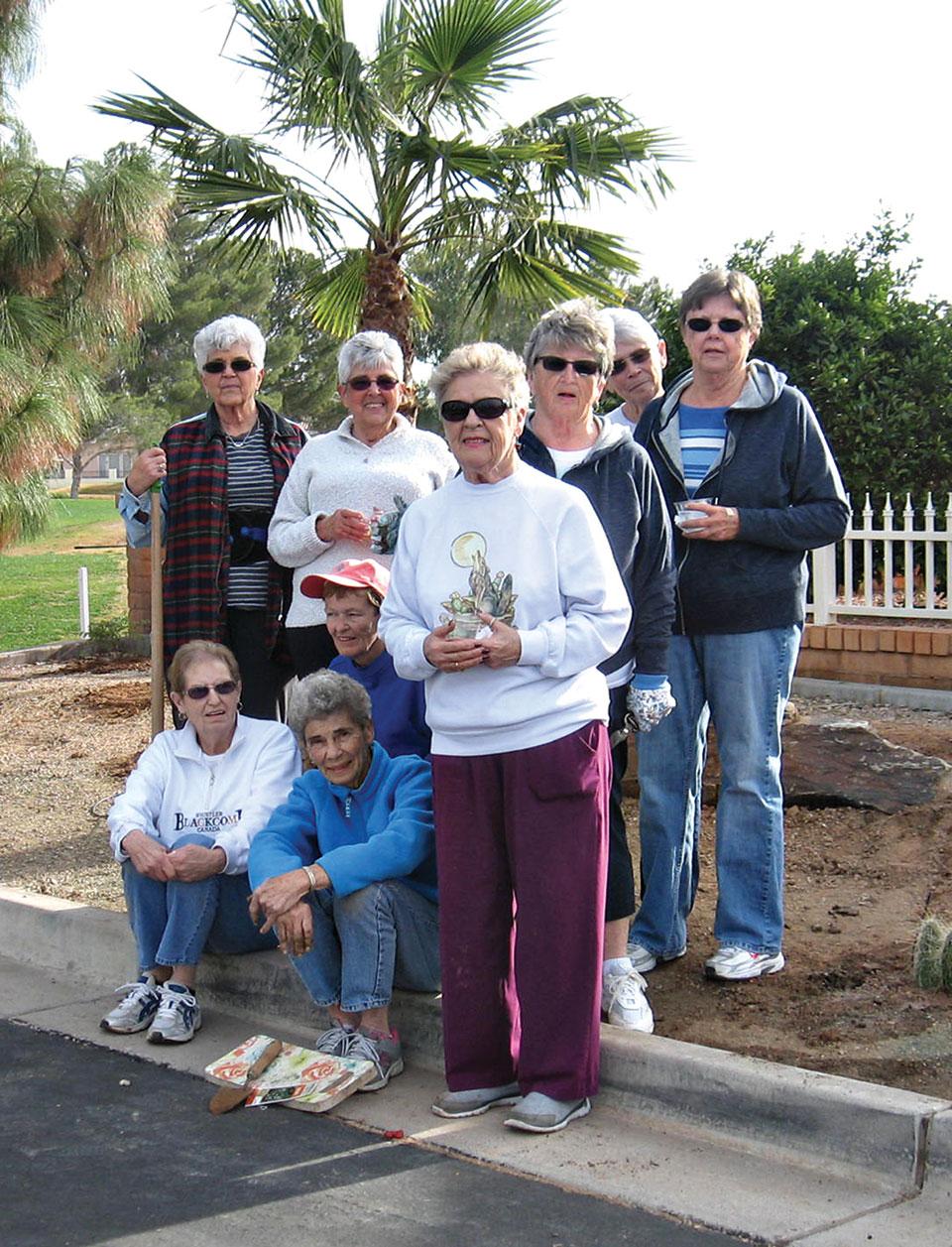SunBird Garden Club