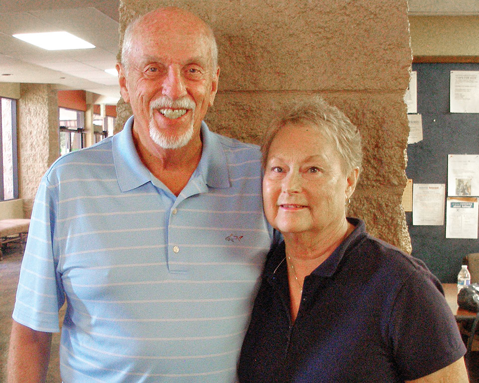 Gary and Deanna Metzger