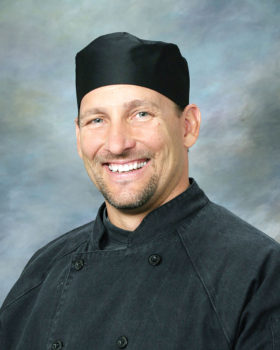 Executive Chef Robert Harrison, owner of Chef A GoGo