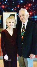 Kathleen and Glenn Baldwin at the Valentines Dinner Dance