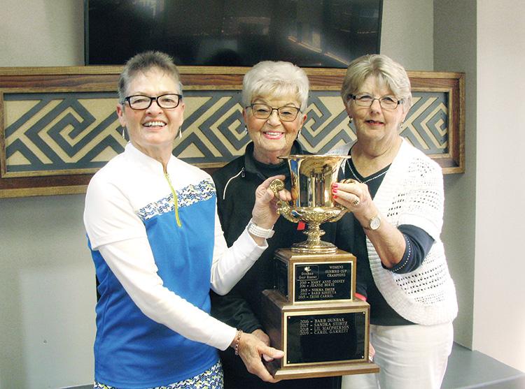 SunBird Cup winners