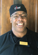 Head Chef Marvin