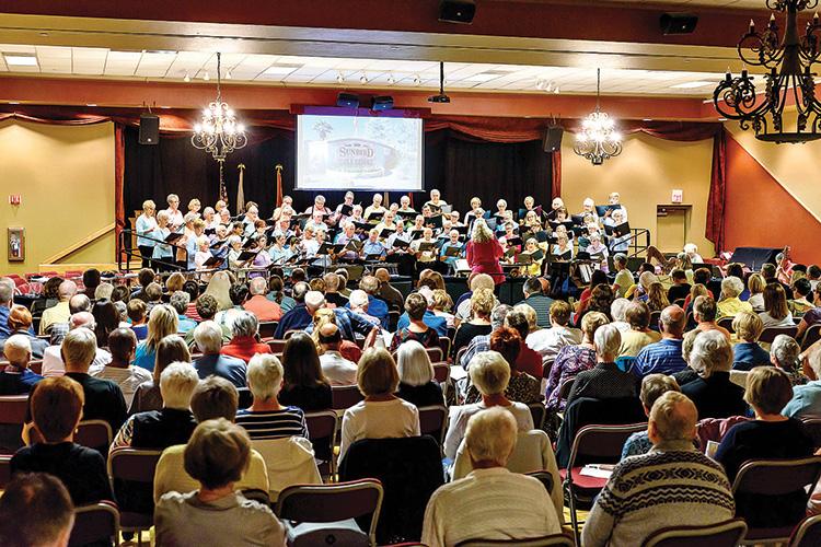 "SunBird Singers' Annual Spring Concert, ""Home"""