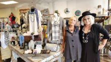 Judy and Erin Dragoo, owners of Judy Wear Boutique