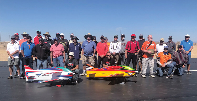Pilots from South America and across the United States competing in Sun Lakes-hosted competition