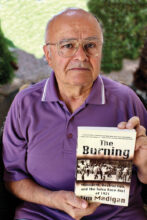 Gene Lariviere's upcoming class is based on The Burning: Massacre, Destruction, and the Tulsa Race Riot of 1921.