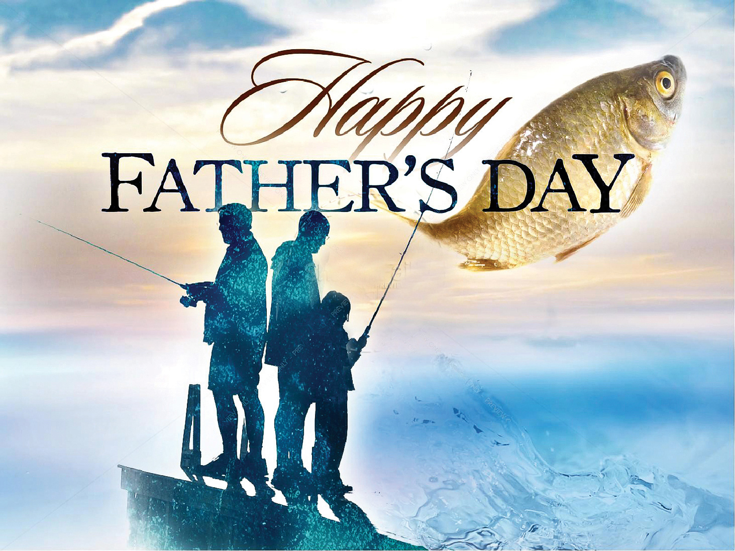 Stay tuned for more info for the Father's Day Fishing Derby on Saturday, June 19!